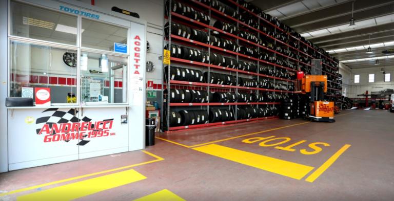 vendita pneumatici roma